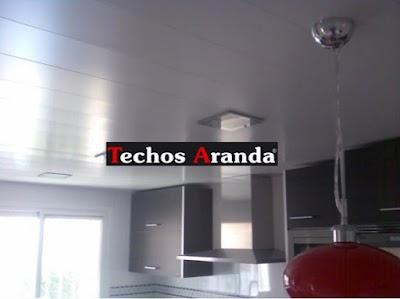 Precio techos registrables Madrid