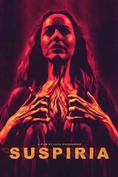 Capa Suspiria (2019) Dublado Torrent