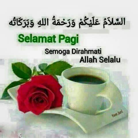 Selamat pagi Rabu