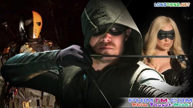 Xem Phim Mũi Tên Xanh Phần 5 - Arrow Season 5 - phimtm.com - Ảnh 2
