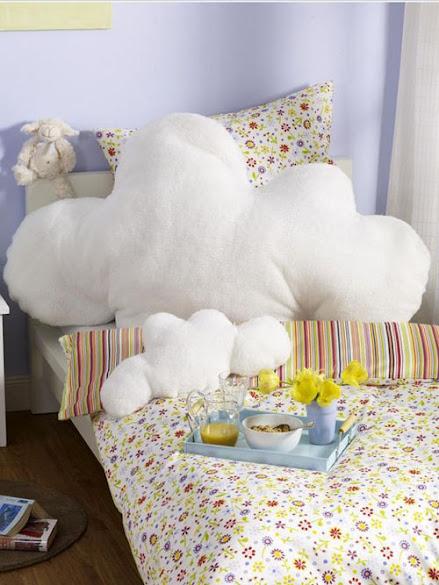 Cojín de nube - Inspiración