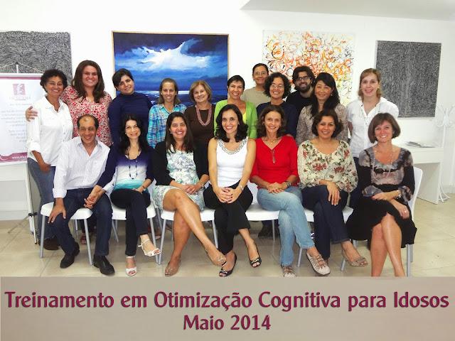 Treinamento em Otimizacao Cognitiva para Idosos - Maio 2014