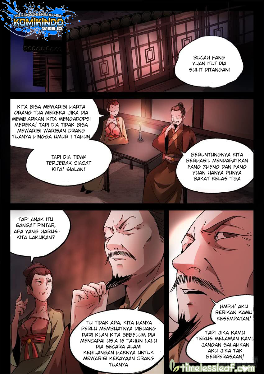 Master of Gu Chapter 10