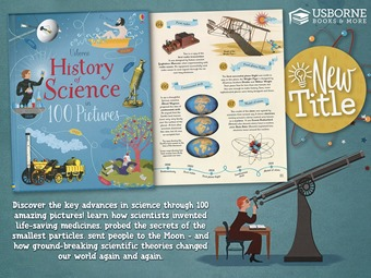 Fall 2018 - Mid Season New Titles - History of Science in 100 Pictures