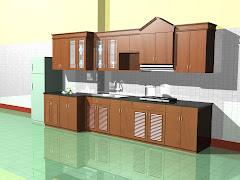 Tủ bếp đẹp MS-92