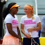 Serena Williams & Caroline Wozniacki - Mutua Madrid Open 2015 -DSC_1133.jpg