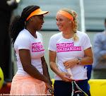 Serena Williams & Caroline Wozniacki - Mutua Madrid Open 2015 -DSC_1133.jpg