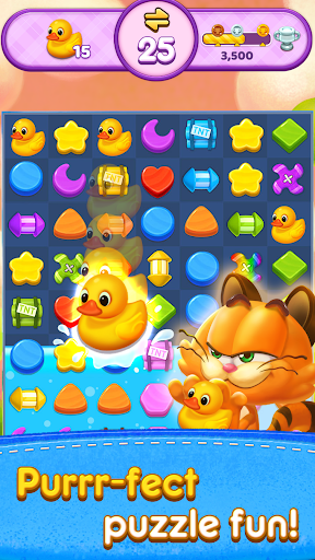 Magic Cat Match : Swipe & Blast Puzzle 1.0.7 app download 2