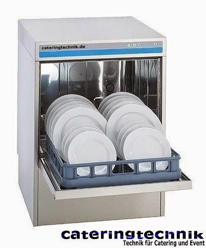 gewerbliche Geschirrspülmaschine