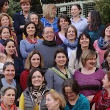 EhefrauenWE bei der Gemeinschaft Immaculata, März 2015