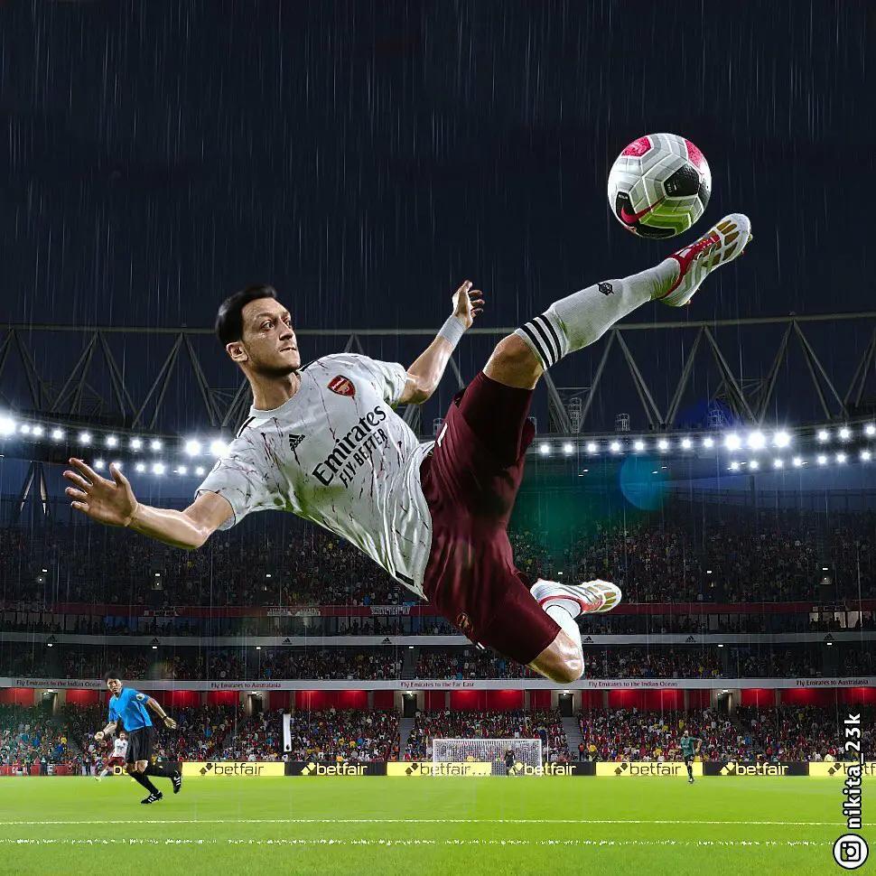 Bocoran Jersey Arsenal Away Musim 2020/2021