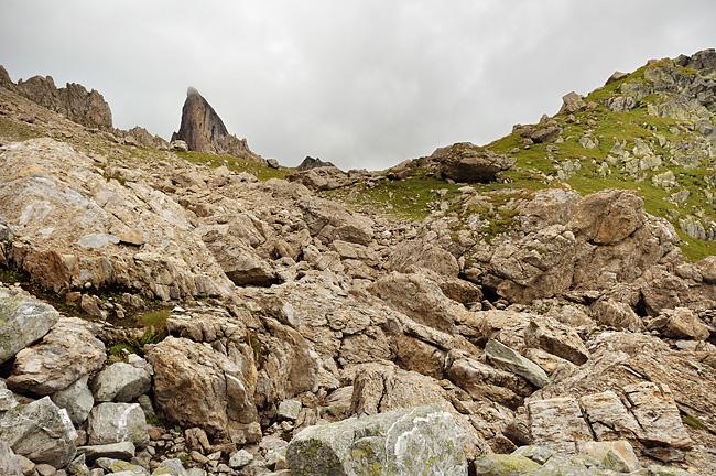 Traversée des Alpes, du lac Léman à la Méditerranée Gr5-mont-blanc-briancon-col-bresson-pierra-menta