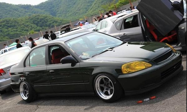 Honda Civic EK Sedan(Civic ตาโต)