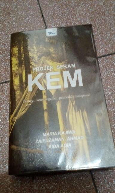 Projek Seram Kem oleh Maria Kajiwa, Zaifuzaman Ahmad dan Aida Adia