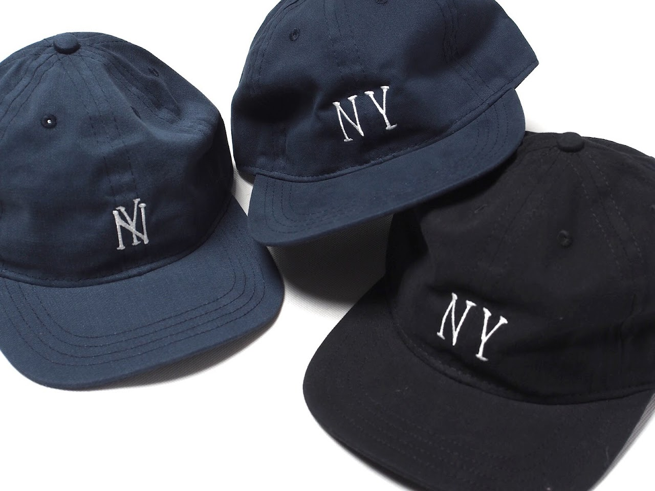Cooperstown / Brushed Cotton Small Logo Cap