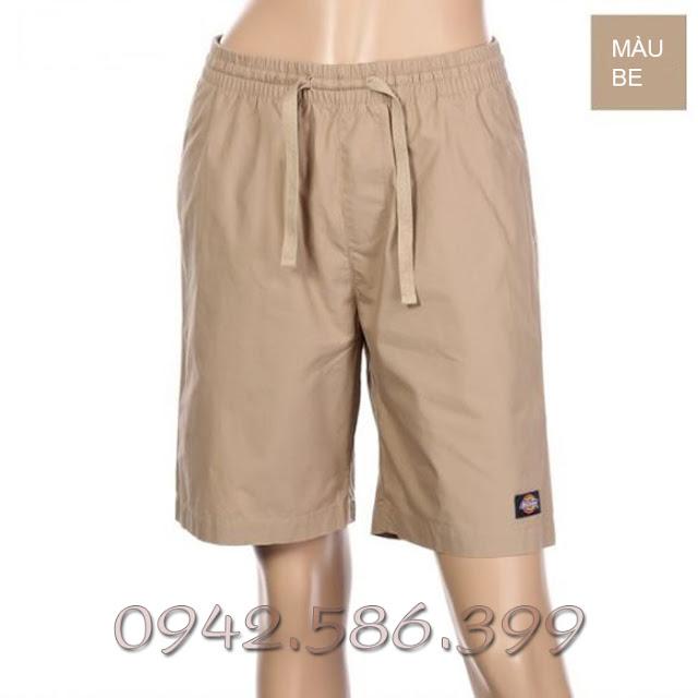 quần short nam hàng xuất dư