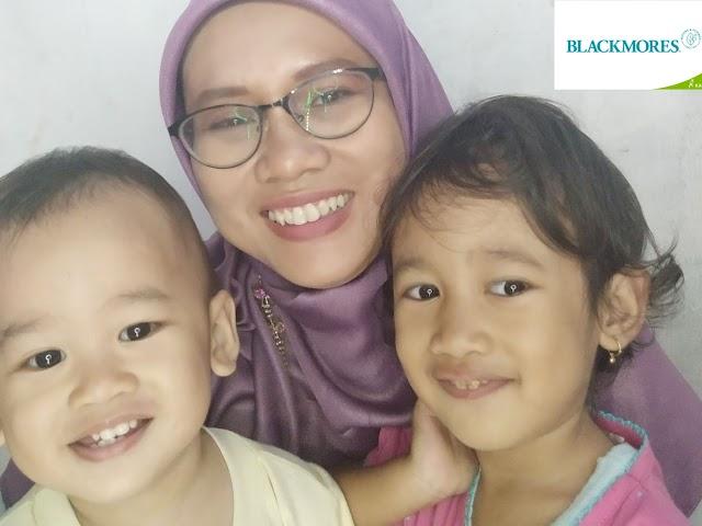 ASI Bernutrisi untuk Buah Hati bersama Blackmores Pregnancy & Breast-Feeding Gold