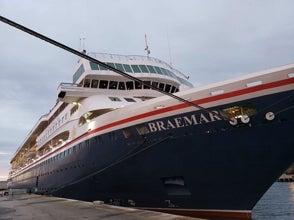 Barco con pacientes con síntomas de coronavirus tiene prohibido bajar pasajeros en RD