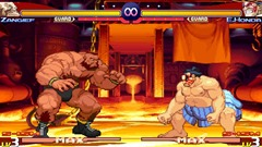 Zangief and E Honda