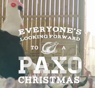 The Turkey Whisperer for a Paxo Christmas