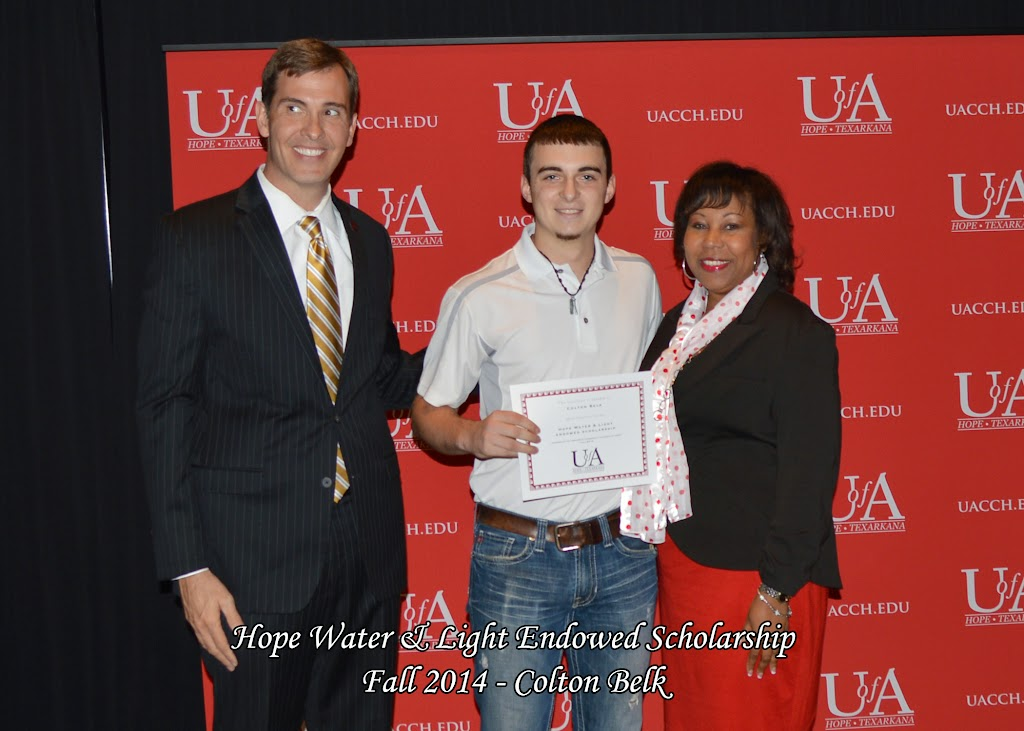 Scholarship Awards Ceremony Fall 2014 - Colton%2BBelk.jpg