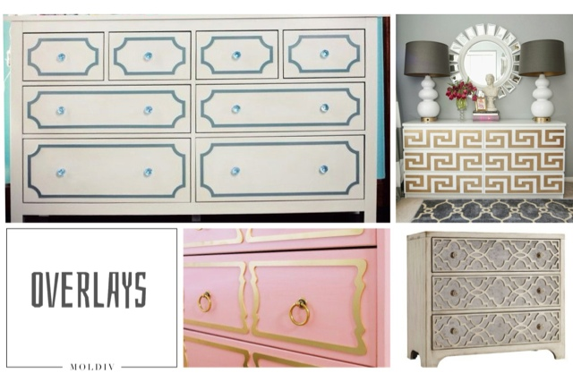 14 maneras diferentes de pintar una c moda la c moda for Chalk paint muebles ikea