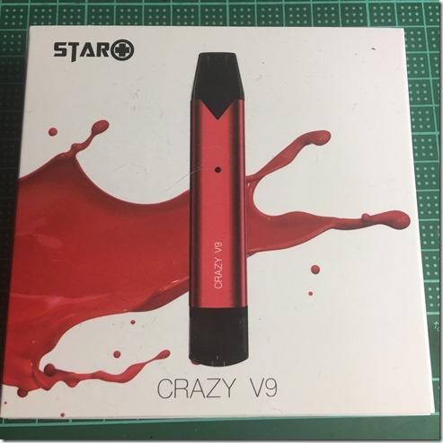 IMG 2630%255B1%255D thumb%255B1%255D - 【スターター】「SATR+ Crazy V9(スタープラス クレイジーブイナイン)」レビュー。薄型充電器内臓スターター。