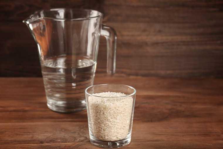 استخدامات ماء الأرز