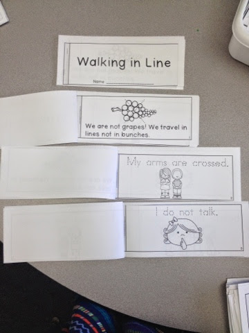 kindergarten RTI behavior strategies