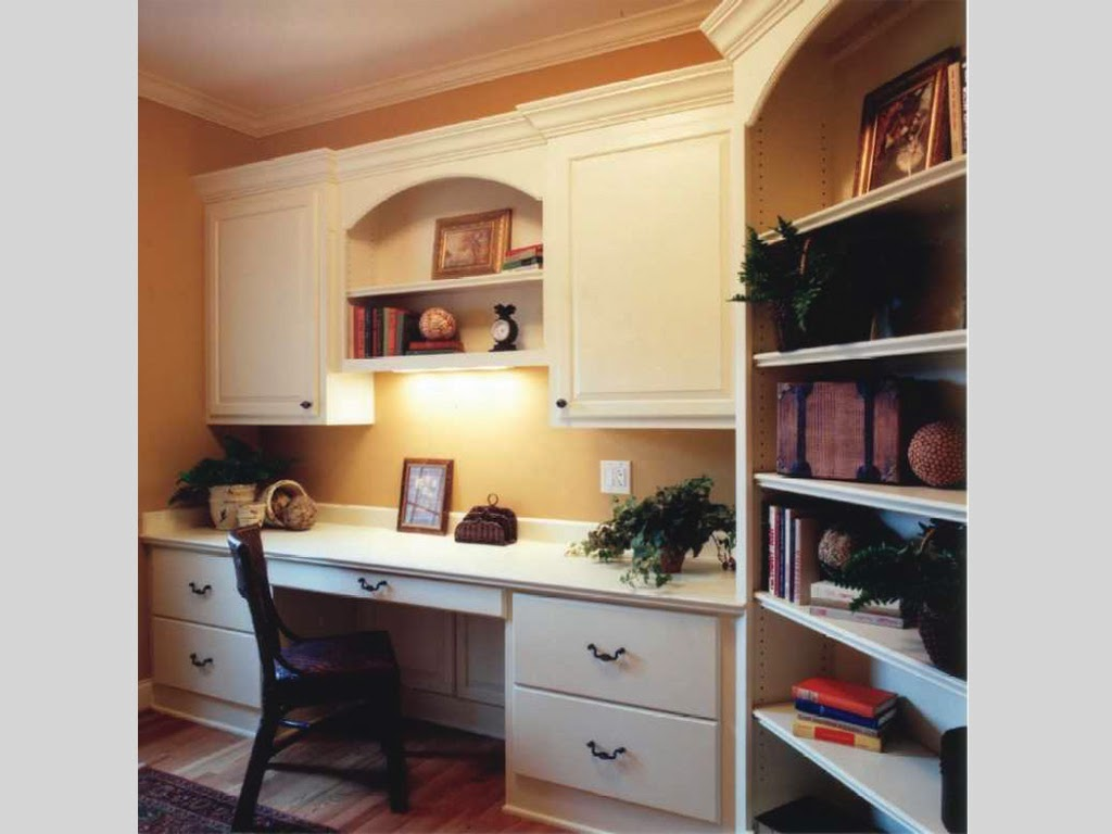 Cincinnati Experts In Custom Woodworking. Home Offices