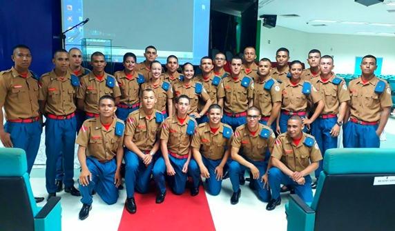 Região Oeste ganha o reforço de 25 novos Bombeiros Militares