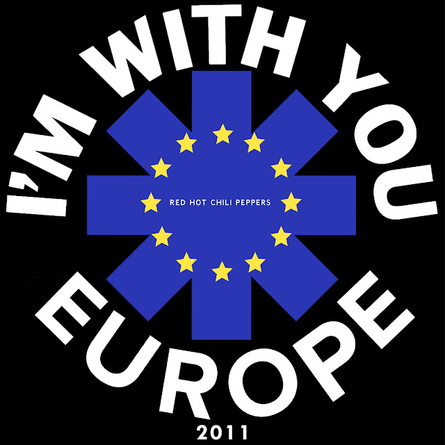 Im With You Europe