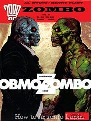 Actualizacion 21/01/2016: Zombo volumen 3 por el Agente Sadness para el blog Comicalt.