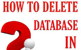 How To Delete Database In MySQL