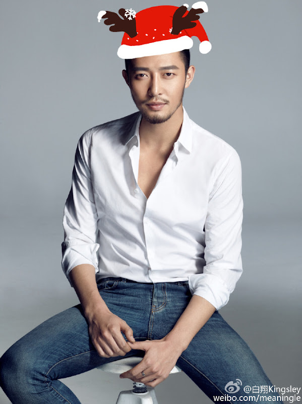 Bai Xiang China Actor