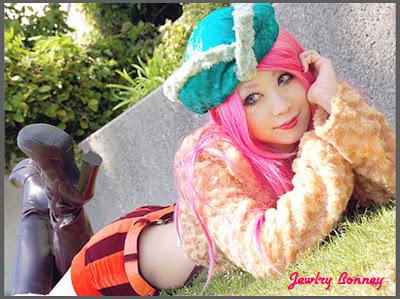 one piece cosplay One-Piece-Cosplay-Jewelry-Bonney-Cosplay-1