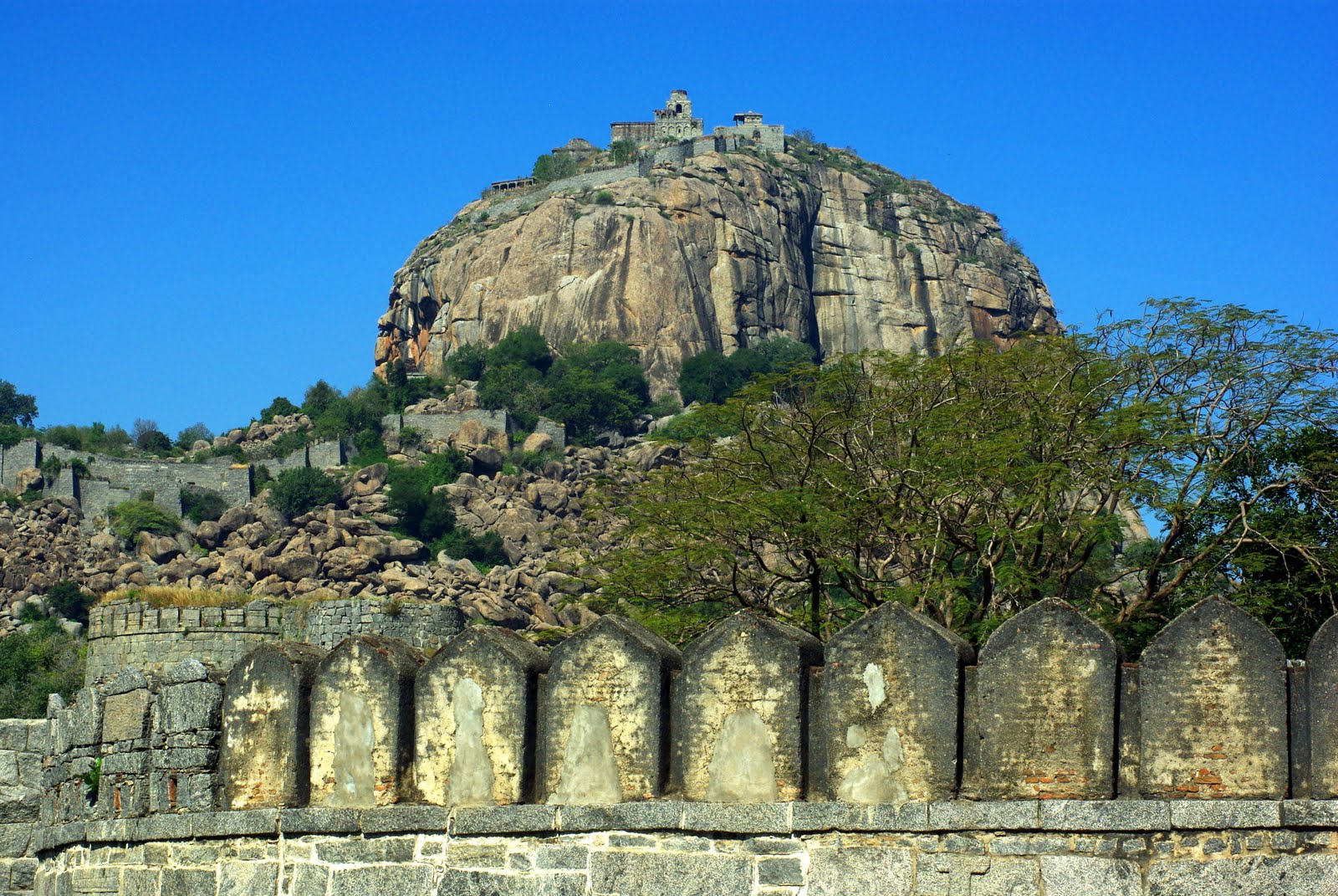 Image result for gingee fort