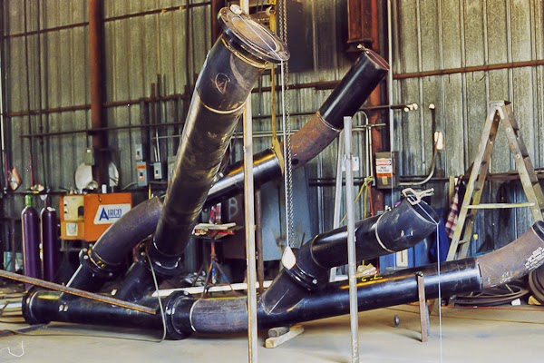 Pipe Fabrication with Rolling Offsets