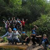 Дорожки, клумбы и мостики у ручья Уинка уже есть. Пожелания ребят, что еще хочется увидеть у ручья, - на следующем фото.