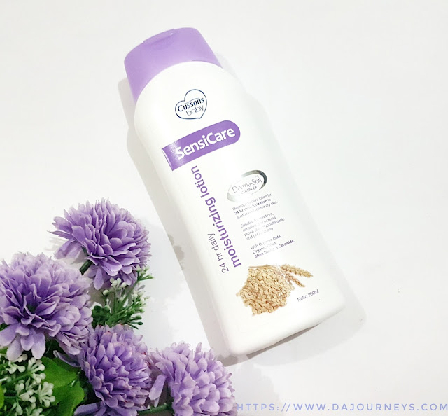 Cussons Baby Sensicare 24hr Daily Moisturizing Lotion
