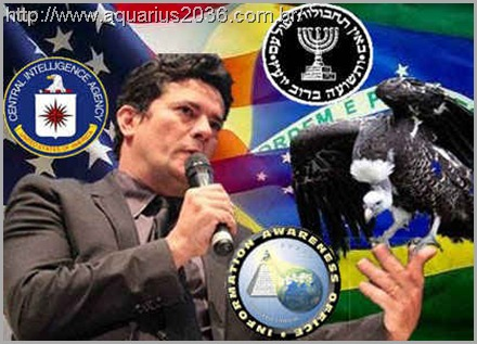 Lava Jato de Sergio Moro pela CIA