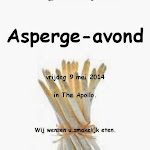 2014-05-09 Aspergeavond