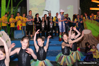 Carnaval 2016 - Maandagmiddag