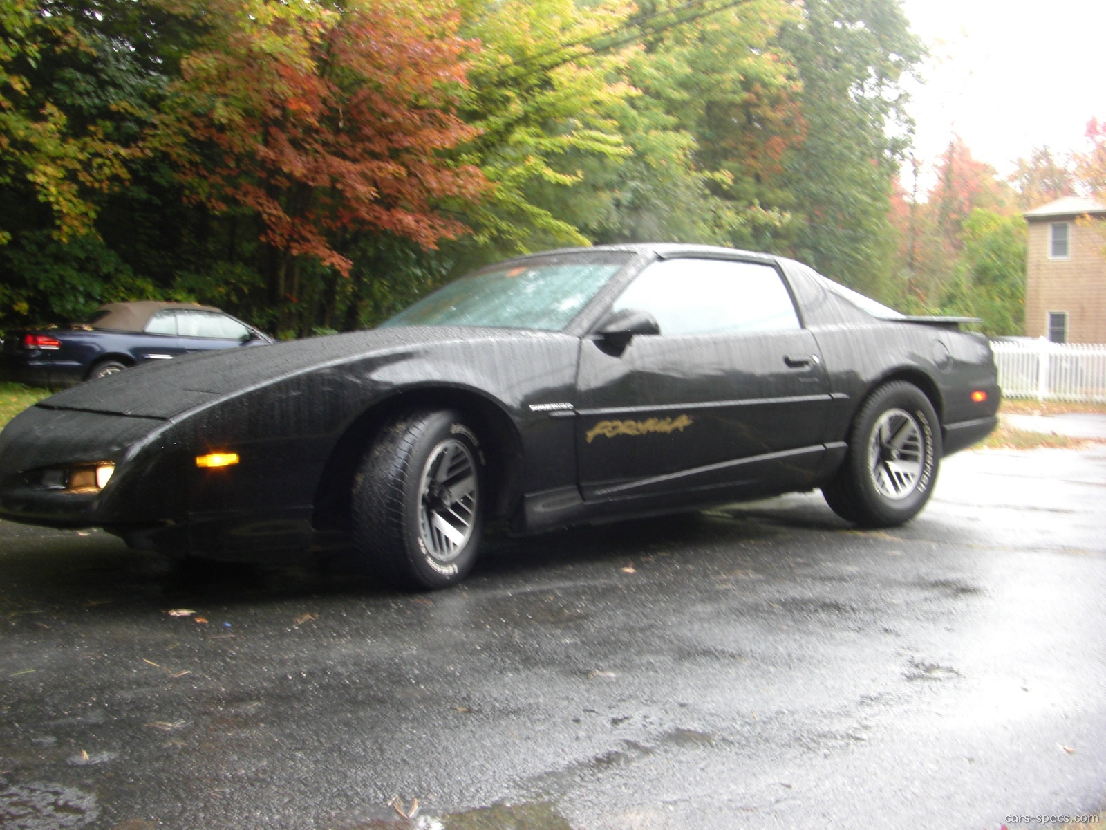 1990 Pontiac Firebird Hatchback Specifications Pictures Prices 1998 Trans Am Specs Formula 2dr 50l V8 5 Speed Manual