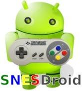 SnesDroid Super Nintendo Android Emulator