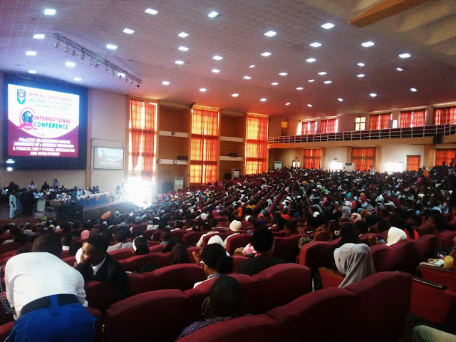 UNILORIN holds Inter-religious Conference