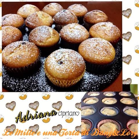 muffin morbidissimi alla ricotta