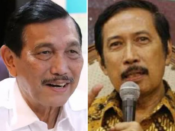 Rektor Universitas Ibnu Chaldun ke Luhut Pandjaitan: Bos Banyak Sekali Jabatannya