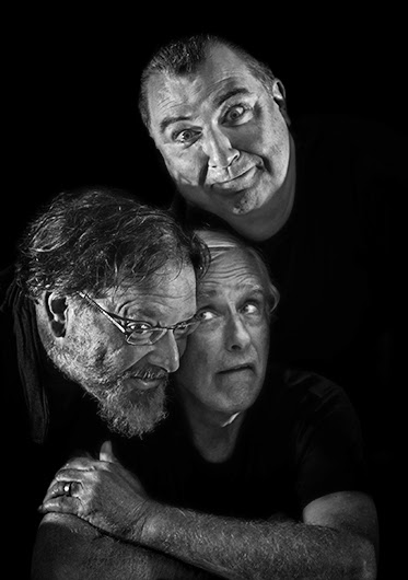 The Three CraZy Goons of The Goon Show LIVE!
