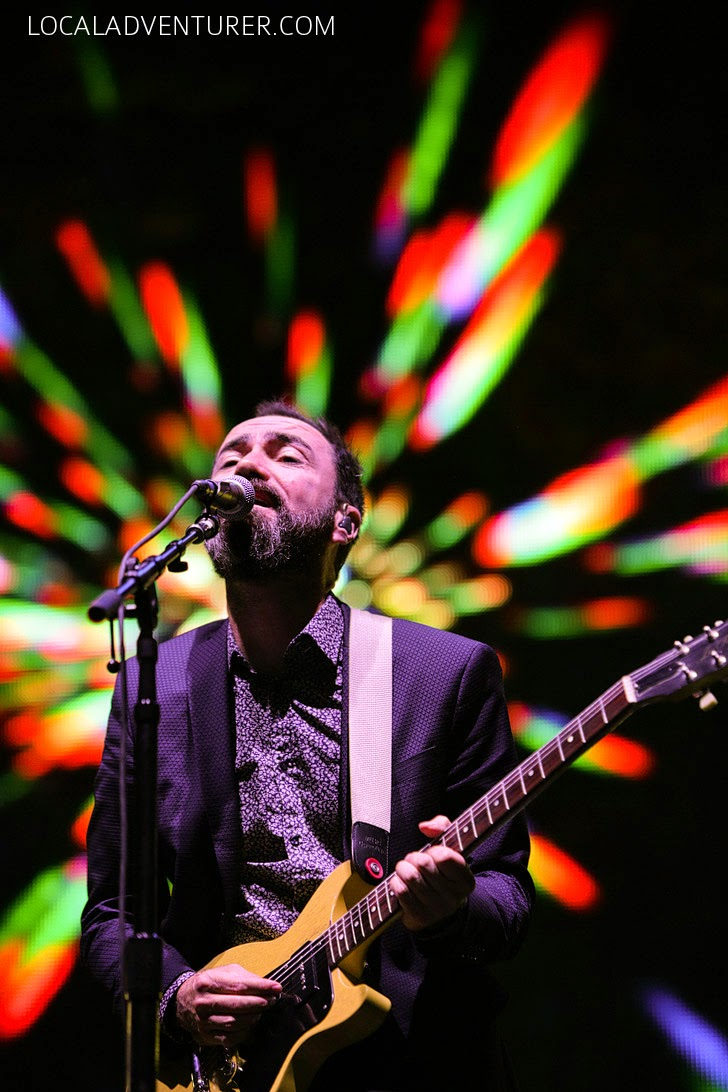 Broken Bells Tour // Life is Beautiful Festival Las Vegas 2014.